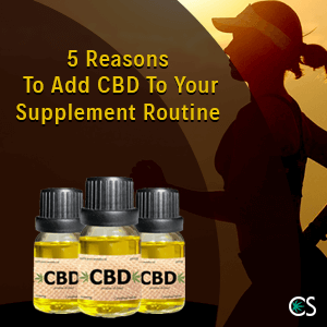 Benefits Add CBD To Your Supplement Routine