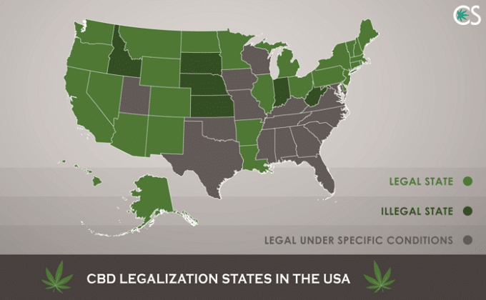 Legalization By State