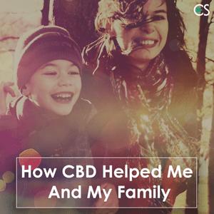 How CBD help one family!