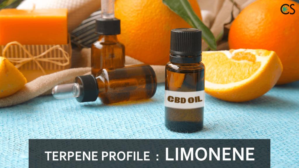 Terpene Profile Limonene