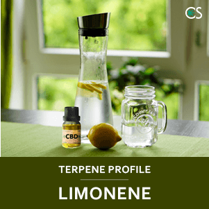 Terpene Profile : LimoneneTerpene