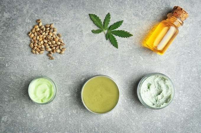 CBD Topical Products