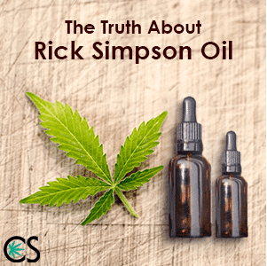 The Truth About Rick Simpson Oil