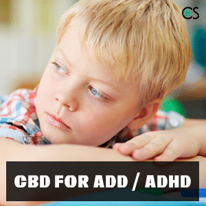 Is CBD for ADHD or ADD effective to use?