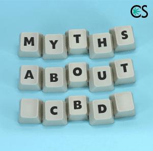 5 Myths About CBD by CBD School
