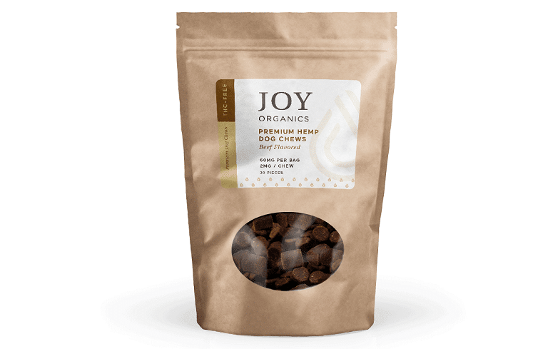 Joy Organics Dog Treats