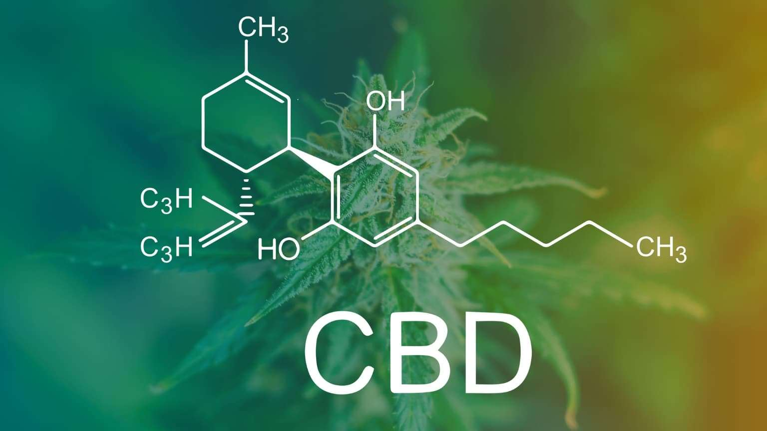 cbd-chemical-formula