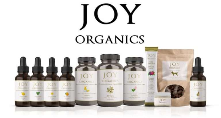 Joy Organics Products