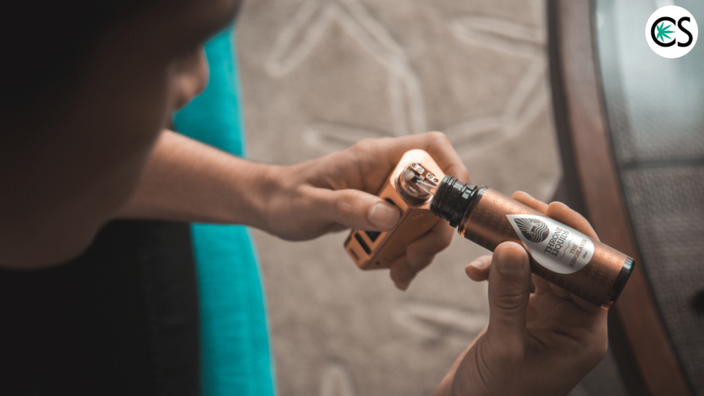 Can You Vape CBD Tinctures? Understanding the Difference Between CBD