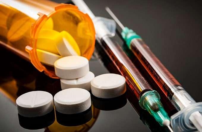 Different Opioids