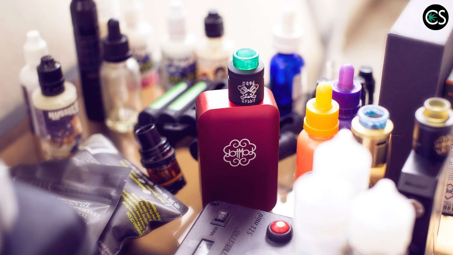 Vape Juice at Home without Nicotine