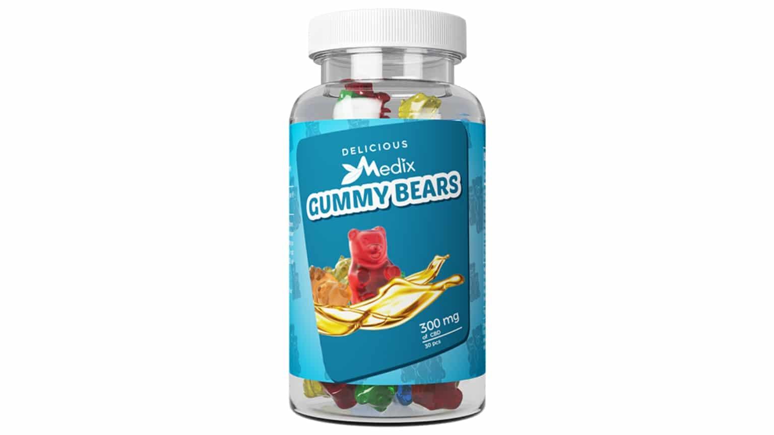 Medix CBD Review (CBD Gummies + Coupon Code!) | CBD School