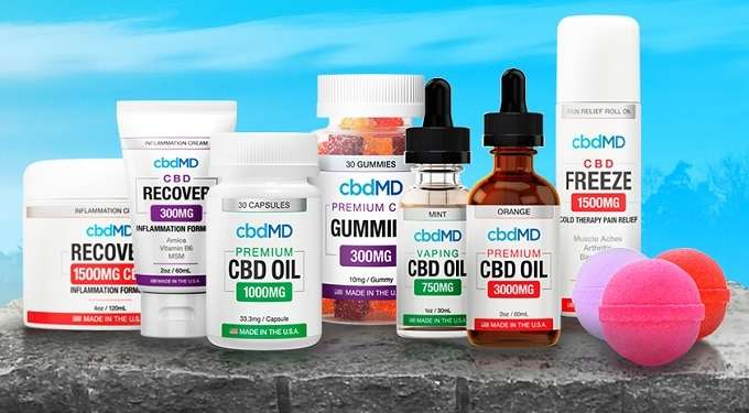Product From cbdMD