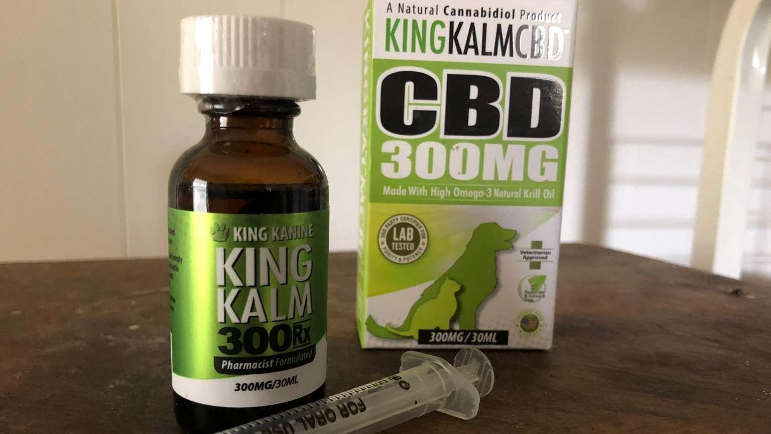 king-kanine-cbd-tincture