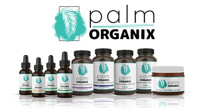 Palm Organix products