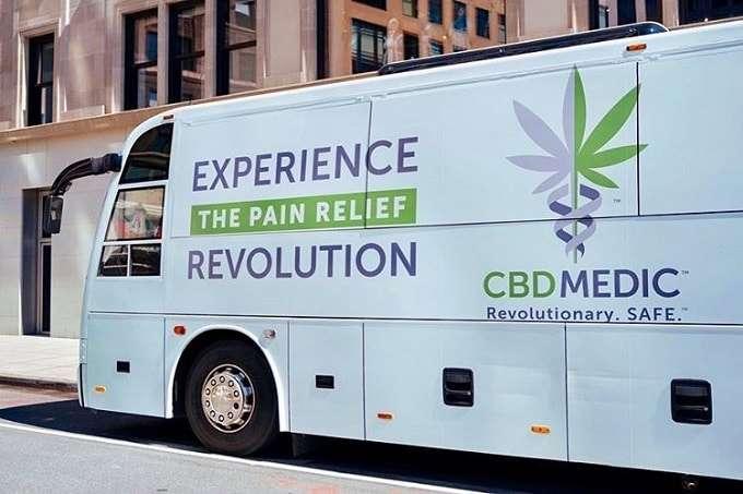 CBDMedical Bus