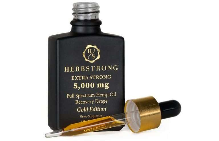 5000mg Recovery Drops