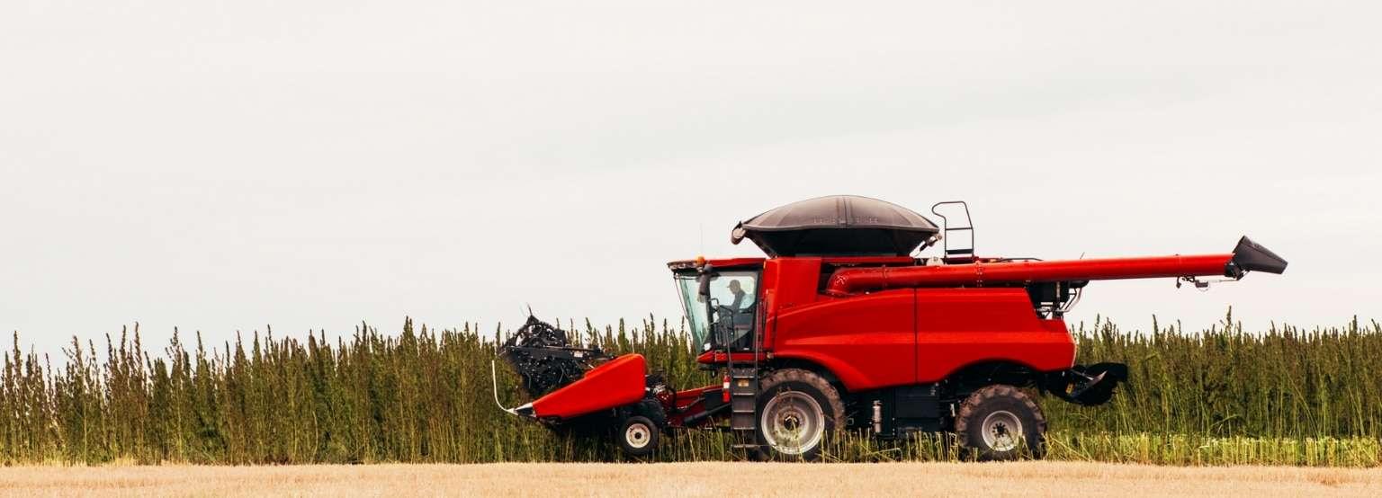 "Hemp farming tractor ""width ="" 1536 ""height ="" 554 ""/> </p> <p> <span style="