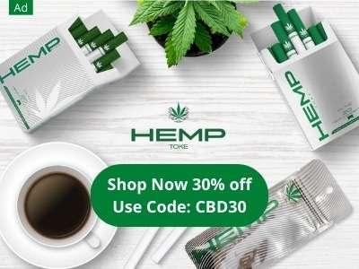 Hemp Toke Ad