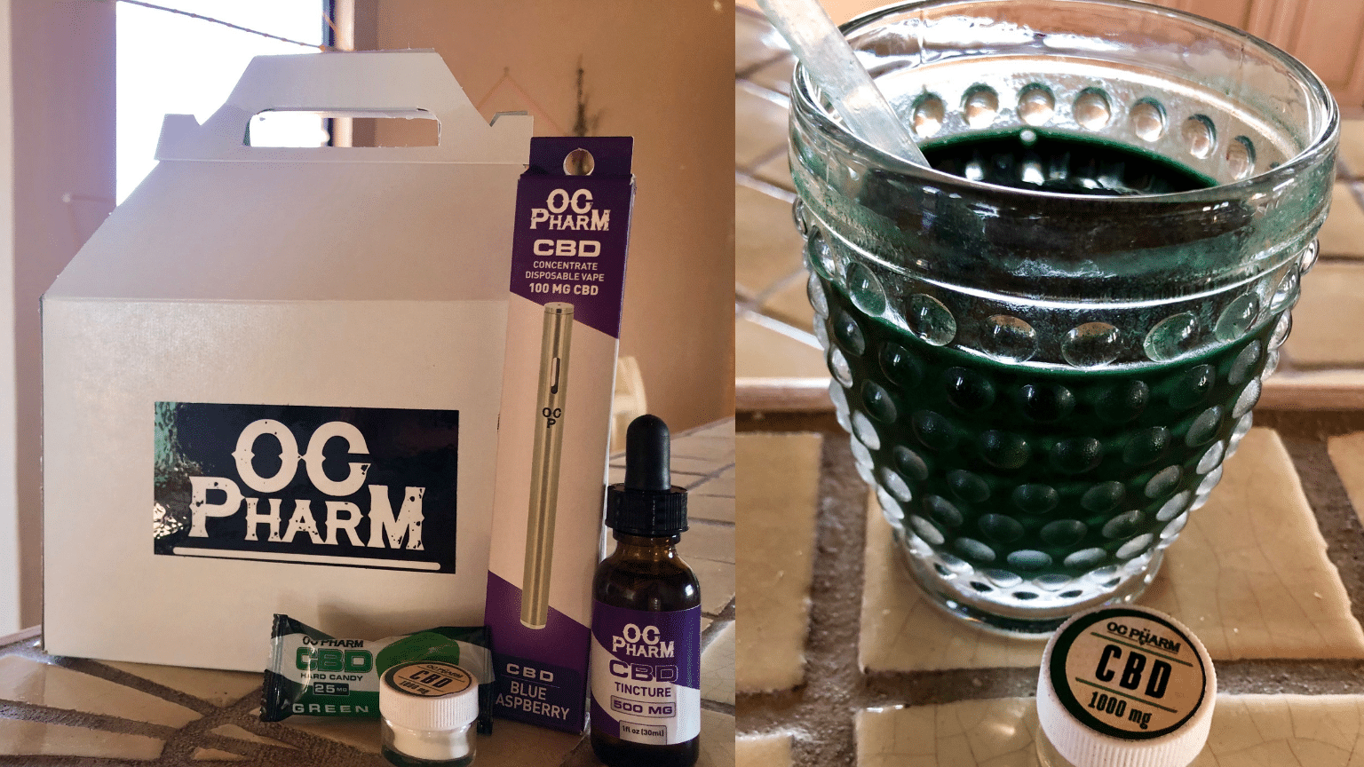 When CBD Meets California Cool: OC Pharm CBD Review | CBD School