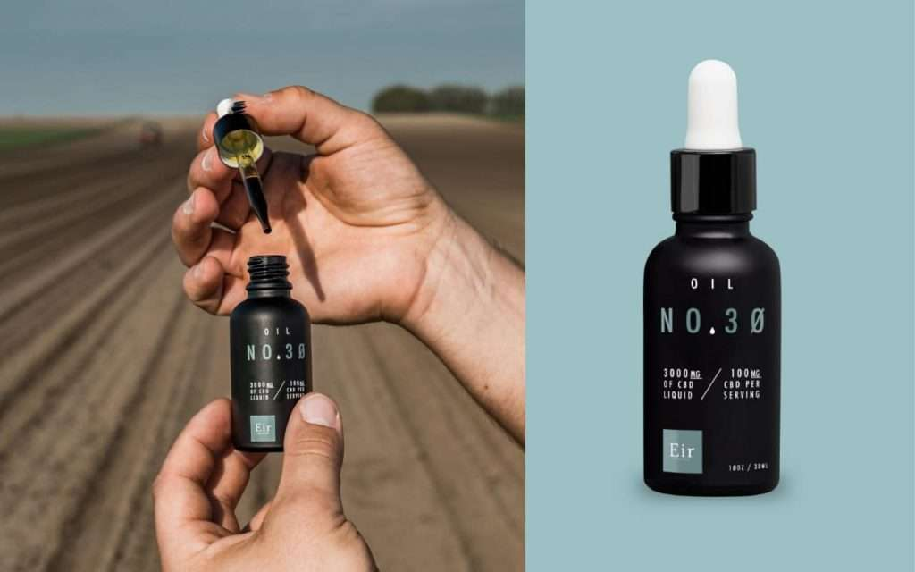 Full Spectrum CBD Oil from Eir Health