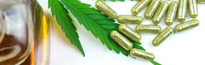 what is a cbd capsule?
