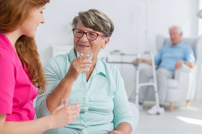Dysphagia in the elderly