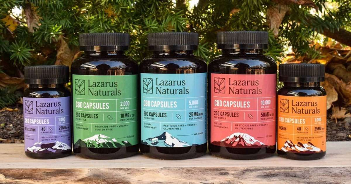 Lazarus Naturals Unique Products