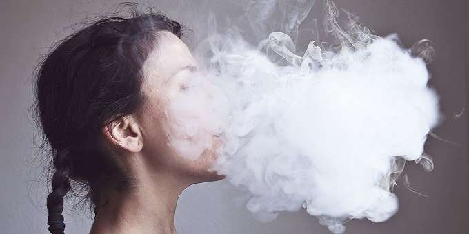 At what temperature does CBD vaprize