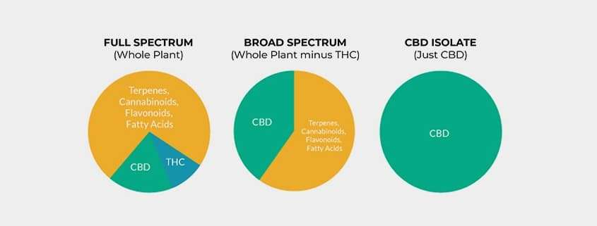 Full Spectrum CBD Chart