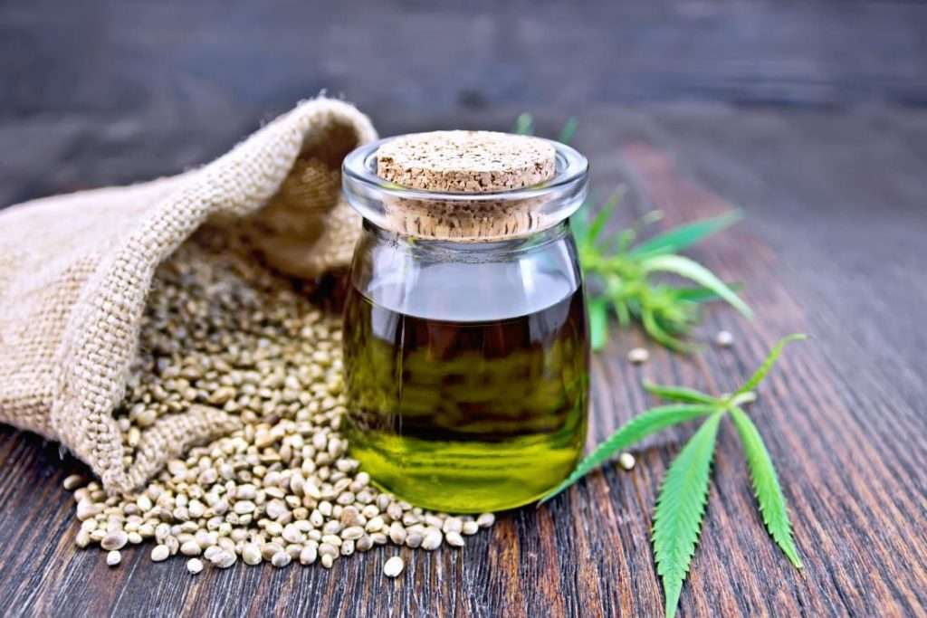 Hemp Oil has no CBD