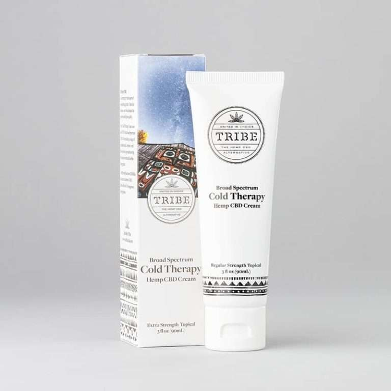 Tribe Cold Therapy CBD Cream