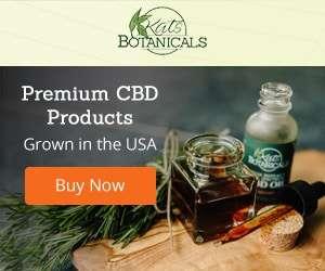 Kats Botanicals Ad