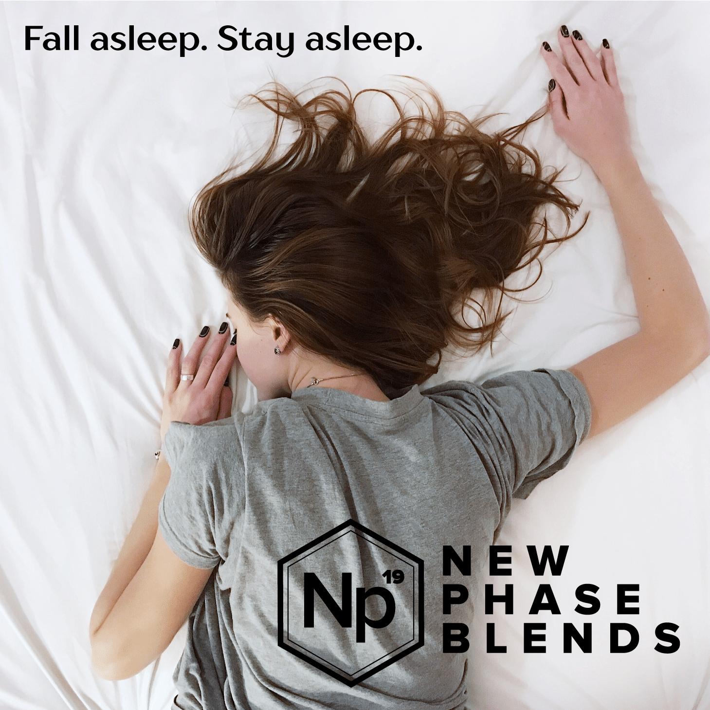 New Phase Blends CBD Sleep