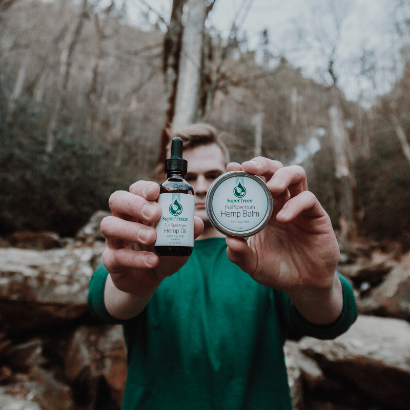 SuperTrees Hemp Balm