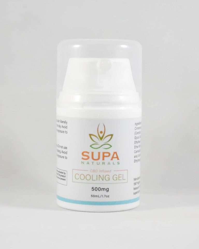 Supa Naturals Cooling Gel