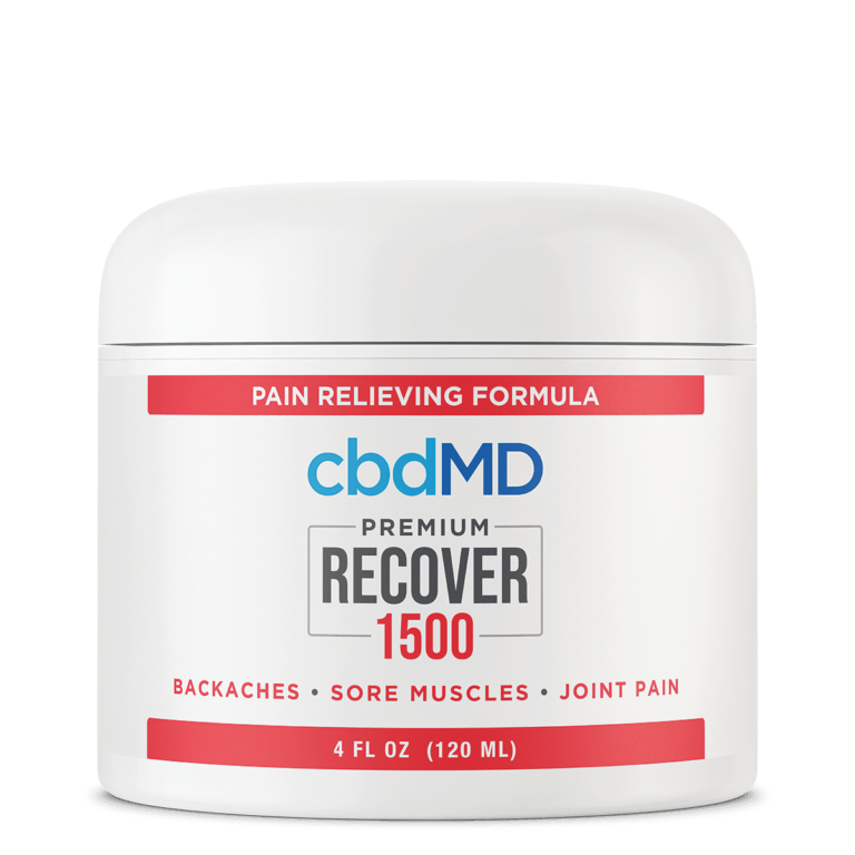 cbdMD Recover CBD Topical