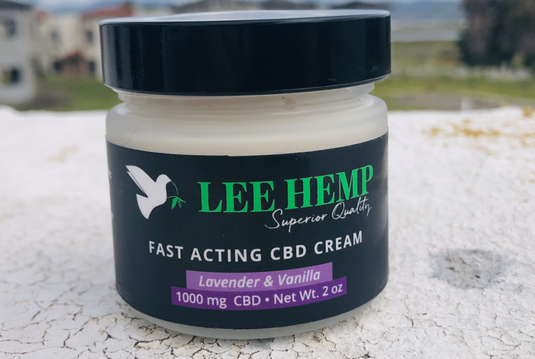 Fast Acting CBD Cream