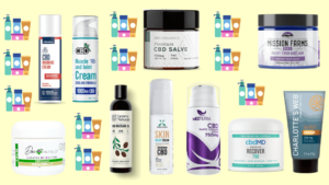 the best cbd topicals
