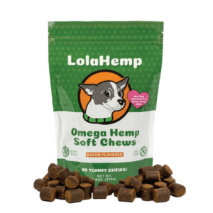 LolaHemp Omega Hemp Soft Chews