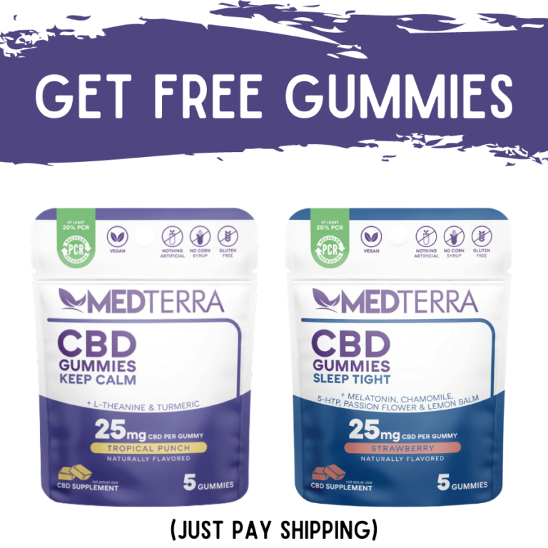 Medterra Free Gummies