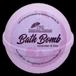 american shaman bath bombs
