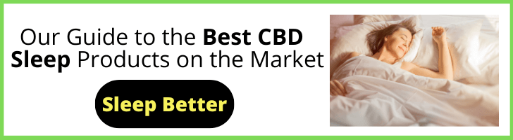best cbd oils for sleep
