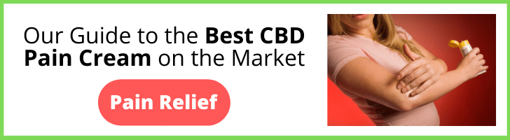 best cbd pain cream