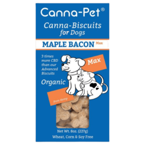 canna-pet maple bacon treats