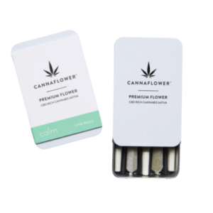 cannaflower calm pre-roll