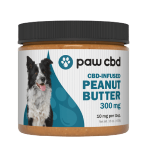 cbdMD peanut butter