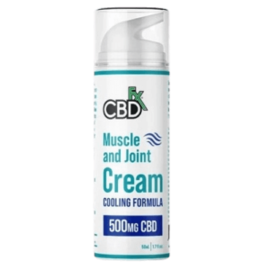 cbdfx muscle and joint pain