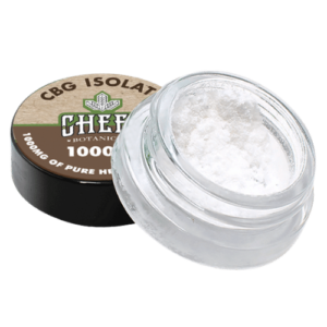 cheef botanicals cbd isolate