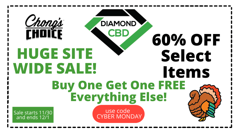 diamond cbd cyber monday